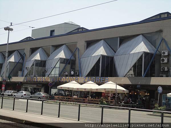 Zagreb Main Bus Station