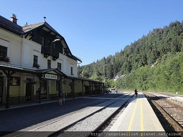 Bled Train Station