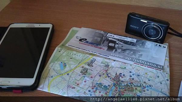 Tabor Hostel map