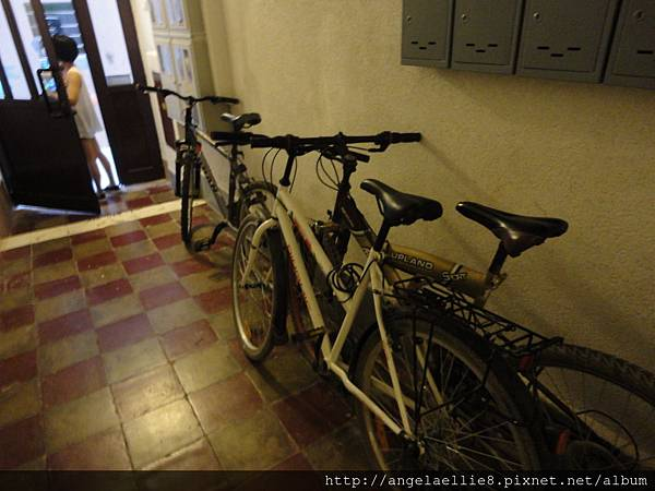 bikes @ Apartment Orkic