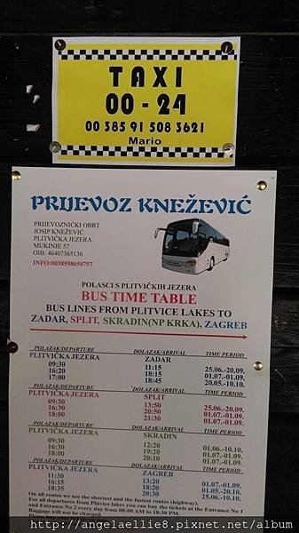Mukinje Bus Time Table