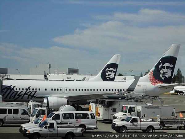 Alaska Airplane