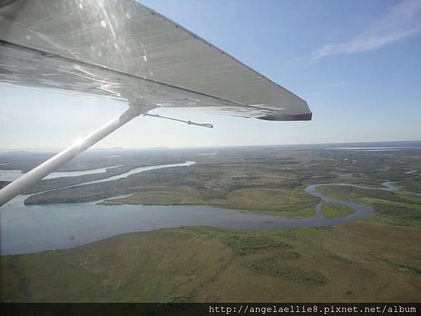 Float Plane to Brooks Lodge