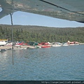 Float Plane to Brooks Lodge