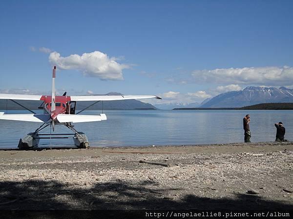 Katmai NP Floatplane