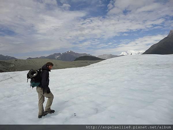 Glacier Hiking Guide Ryan