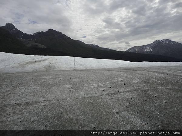 Kennicott Glacier lunch spot