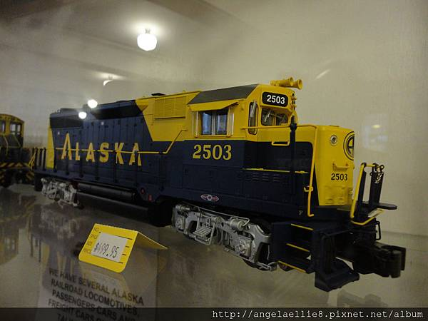 Anchorage Alaska Railroad