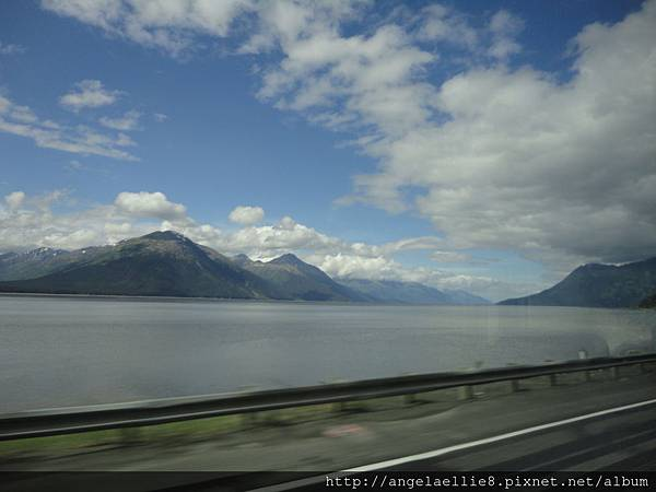 Seward to Anchorage