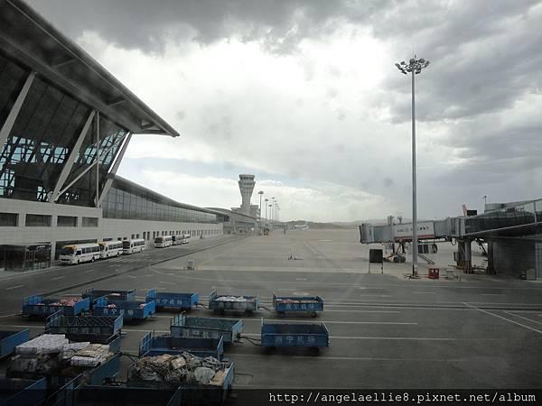 青海西寧曹家堡機場