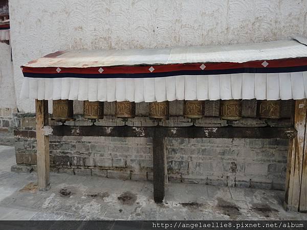 扎什倫布寺轉經筒