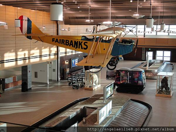 Fairbanks Airport