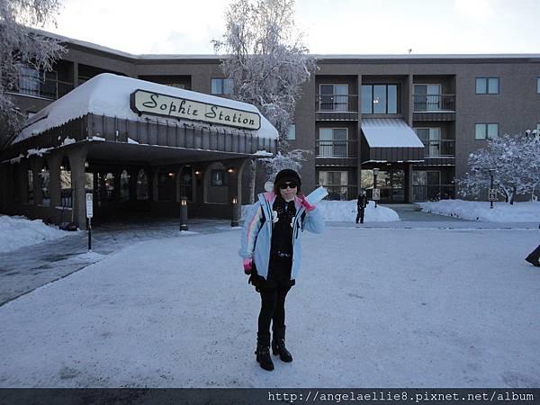 Sophie Station Hotel