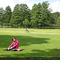 British Palace Garden at Drontingholm