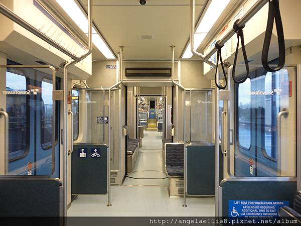 Seattle Sound Transit Central Link Light Rail