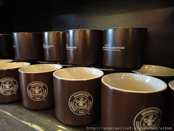 Seattle Starbucks 創始店