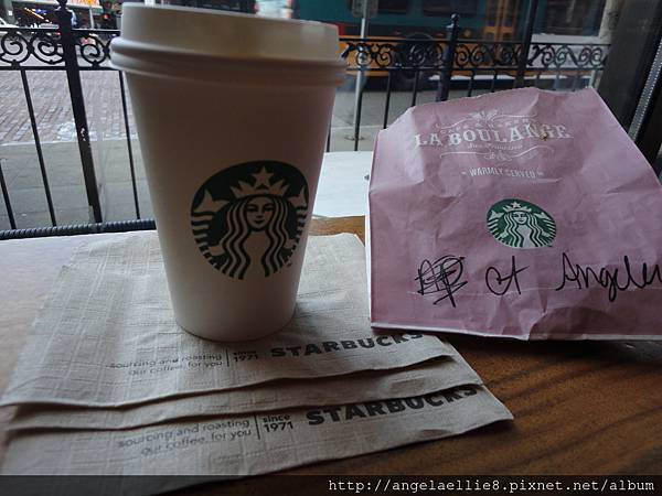 Seattle Starbucks 復刻店