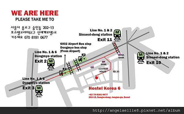 Hostel Korea 6 map.png