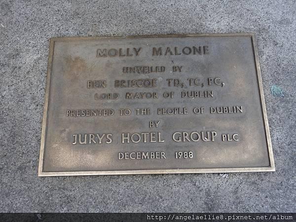 08860Mo;;y Malone Statue.JPG