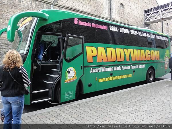 Paddywagon Tour