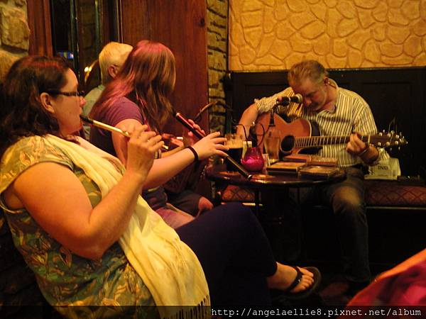 Irish Traditional Music