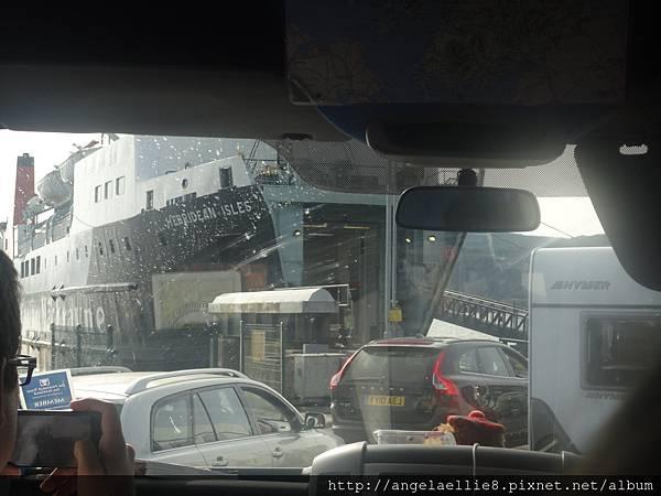 Ferry to Kennacraig