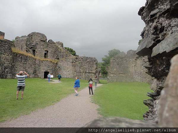Fort William Inverlochy Castle