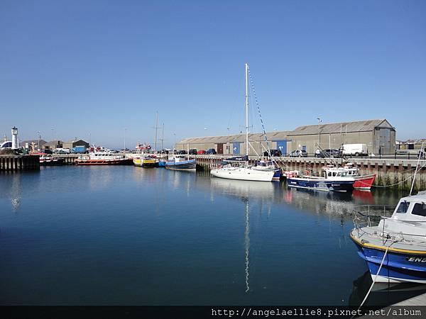 Kirwall harbour