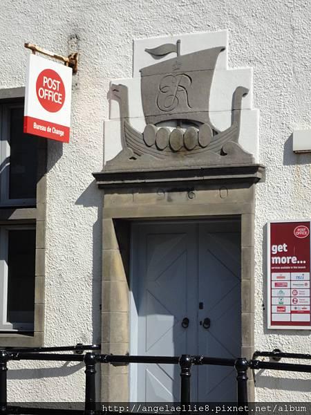 Kirwall Post office