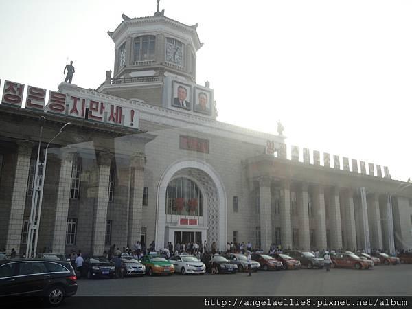 平壤火車站