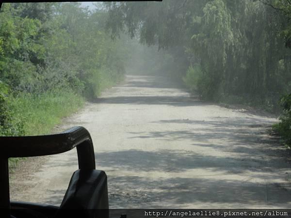 平壤連高速公路一小段