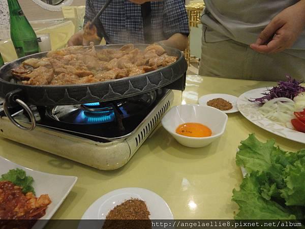 北朝鮮烤肉
