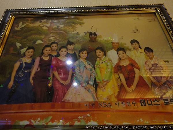 平壤柳京會館鐵板燒