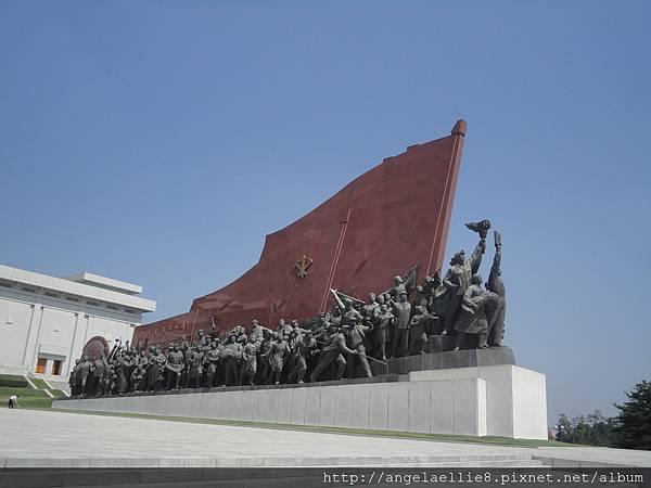 萬壽臺大紀念碑