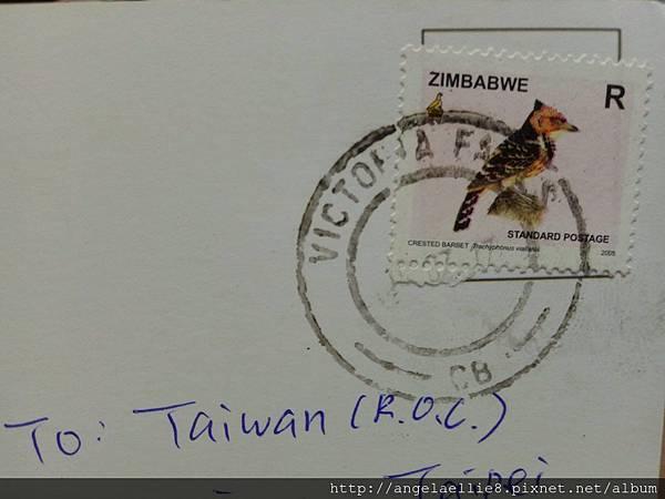 郵戳 Zimbabwe