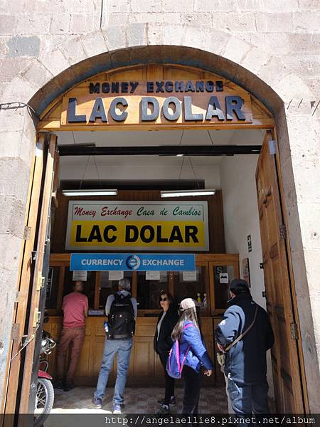 Cusco Money Exchange