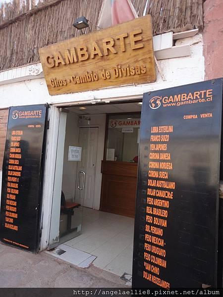 Atacama Money Exchange