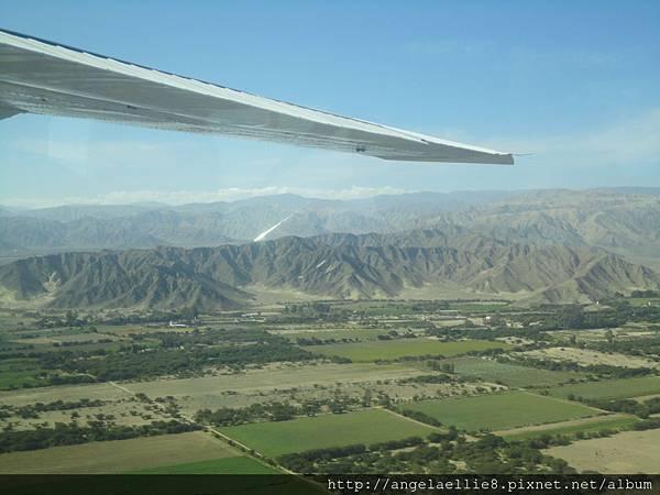 Nasca flight
