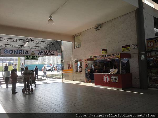 Arequipa bus terminal