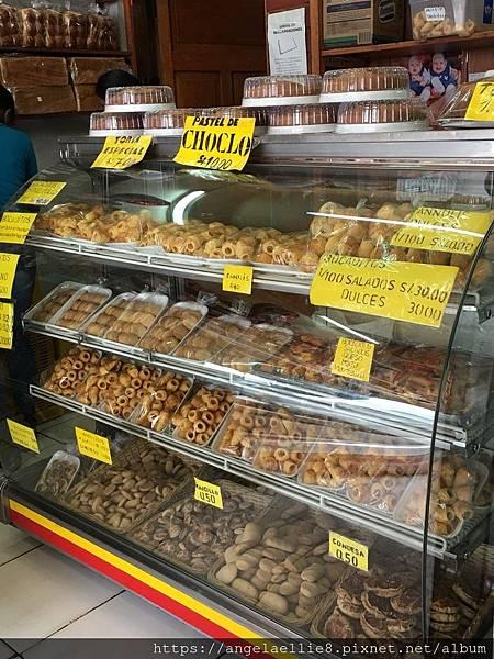 Cusco bakery