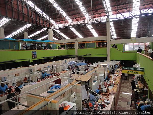Puno Central Market