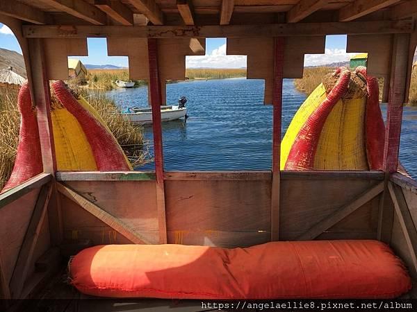 Isla Flotantes Uros Tour
