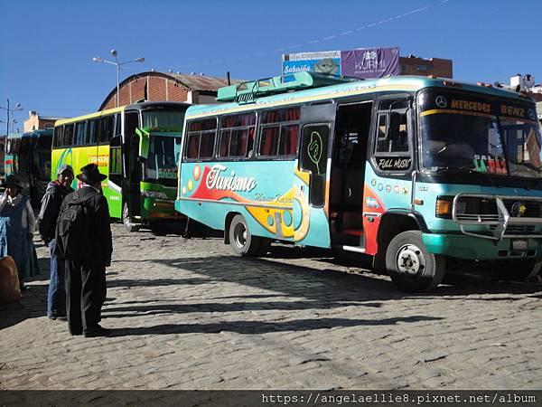 Copacabana Bus Terminal
