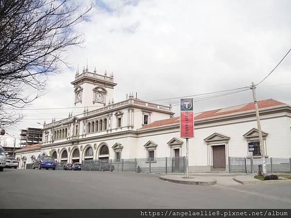 La Paz 紅線纜車 ESTACION TAYPI UTA CENTRAL