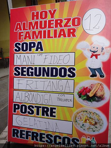 La Paz food