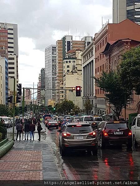 La Paz Cable Car Blue.jpg