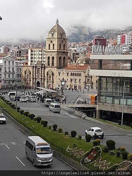 La Paz San Francisco Church