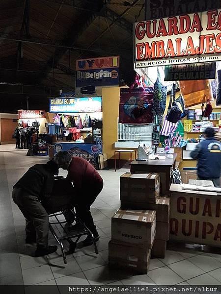 La Paz Bus Terminal Baggage Storage.jpg