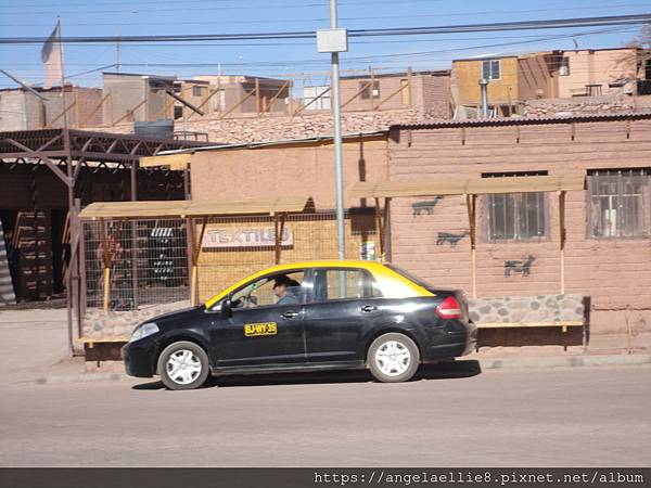 Chile Taxi