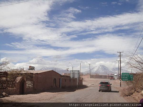 Atacama downtown 外圍